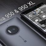 اطلاق هاتف Lumia 950 XL