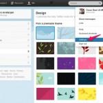 شرح كيفية تصميم خلفية جديد لصفحتك على تويتر